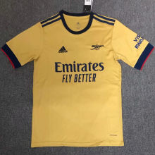 2021/22 ARS Away Yellow Fans Soccer Jersey