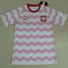 2021 Poland Red White Training Jersey