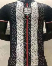 2021 Englang Black Player Version Training Jersey