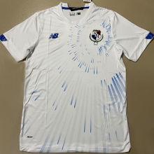 2021/22 Panama Away White Fans Soccer Jersey