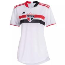 2021/22 Sao Paulo Home Women Soccer Jersey