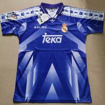 1996/97 RM Purple Away Retro Soccer Jersey