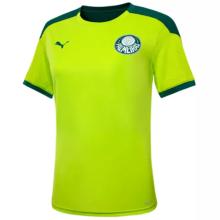 2021/22 PalmeirasRed Green Training Jersey