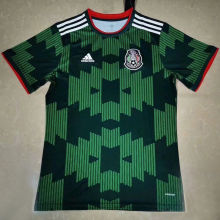 2021/22 Mexico Green Fans Soccer Jersey