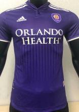 2021 Orlando City Blue Player Version Soccer Jersey