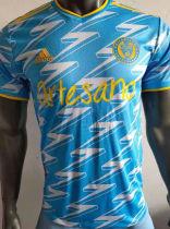 2021 Philadelphia Union Blue Player Version Soccer Jersey