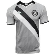 2021/22 Vasco Grey Goalkeeper Soccer Jersey
