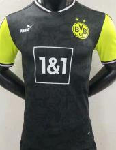 2021 BVB Commemorative Edition Black Player Soccer Jersey