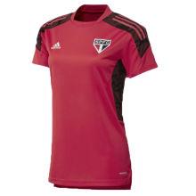 2021/22 Sao Paulo Red Women Training Jersey