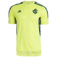 2021/22 Internacional Green Training Jersey