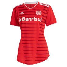 2021/22 Internacional Home Red Women Soccer Jersey
