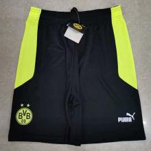 2021 BVB Commemorative Edition Black Pants Soccer