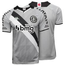 2021/22 Vasco Grey Goalkeepers Soccer Jersey  ALL AD 全广告