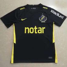 2021/22 AIK Solna Home Black Fans Soccer Jersey