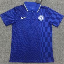 2021 CFC Blue Polo Short Jersey
