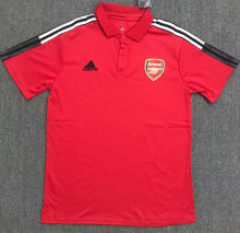 2021 ARS Red Polo Short Jersey