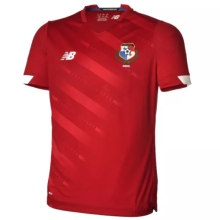 2021/22 Panama Home Red Fans Soccer Jersey