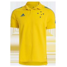 2021/22 Cruzeiro Yellow POLO Jersey