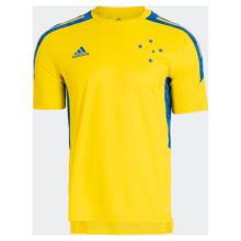 2021/22 Cruzeiro Yellow Training Jersey