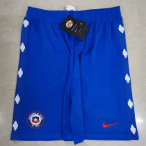 2021/22 Chile Blue Shorts Pants