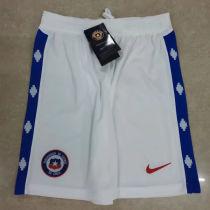 2021/22 Chile White Shorts Pants