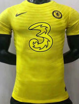 2021/22 CFC Yellow Player Version Soccer Jersey