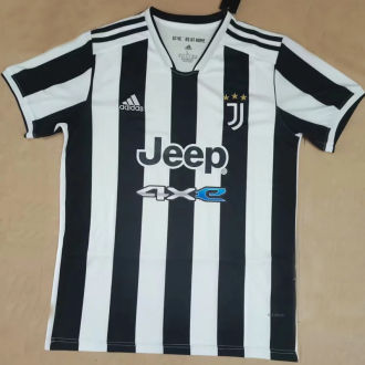 2021/22 JUV Home Fans Soccer Jersey