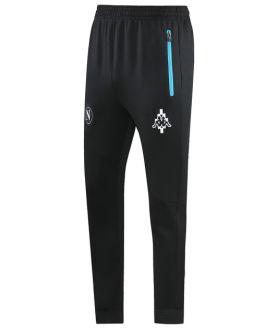 2021 Napoli Marcelo Burlon Limited Edition Black Sports Trousers