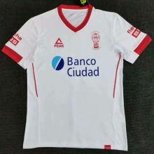 2021/22 Huracan White Fans Soccer Jersey