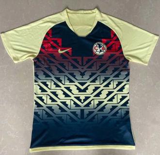 2021/22 Club America Training Short Jersey