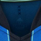 2021/22 Ajax 1:1 Quality  Away Blue Black Fans Soccer Jersey