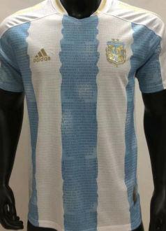 2021 Argentina Concept Maradona  By Soccept  Player Soccer Jersey