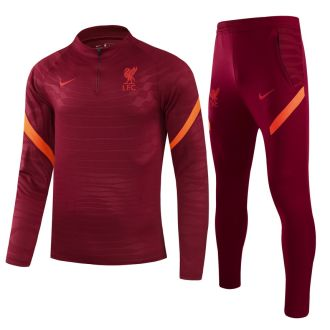 2021/22 LFC Red Plaeyer Version Sweater Tracksuit (球员版)