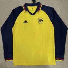 ARS Retro Yellow IconLong Sleeve Jersey