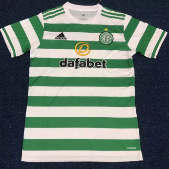 2021/22 Celtic Home Fans Soccer Jersey
