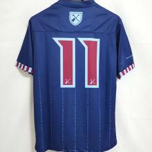 2021/22 West Ham X Iron Maiden Jersey (Number 11)