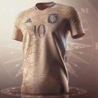 2021 Argentina Avellaneda 200th Version Player Soccer Jersey