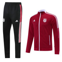 2021/22 BFC Red Jacket Tracksuit