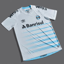 2021/22 Gremio 1:1 Quality Away Fans Soccer Jersey(ALL Sponsors)全广告