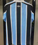 2021/22 Gremio 1:1 Quality Home Fans Soccer Jersey