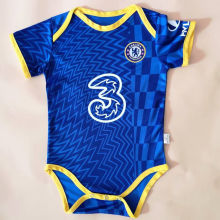 2021/22 CFC Home Blue Baby Suit