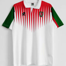 1996/1998 Wales Away White Retro Soccer Jersey