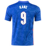 KANE #9 England 1:1 Quality Away Fans Soccer Jersey2021/22