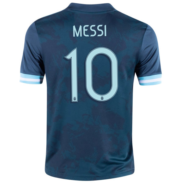 MESSI #10 Argentina 1:1 Quality Away Fans Jersey 2020/21