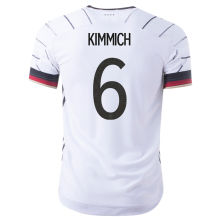 KIMMICH #6 Germany 1:1 Quality Home Fans Soccer Jersey