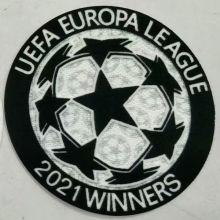 2021/22 UEFA Champion League New Sleeve Badge 2021 WINNERS 冠军