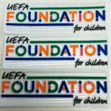 2021/22 UEFA Champion League New Sleeve Badge FOUNDATION  新公平条