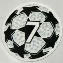 2021/22 UEFA Champion League New Sleeve Badge 7字杯