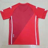 2021/22 Monaco Home Red Fans Soccer Jersey