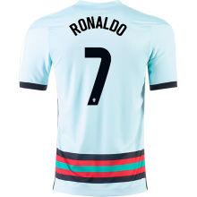 RONALDO #7 Portugal Away 1:1 Quality Fans Jersey 2020/21